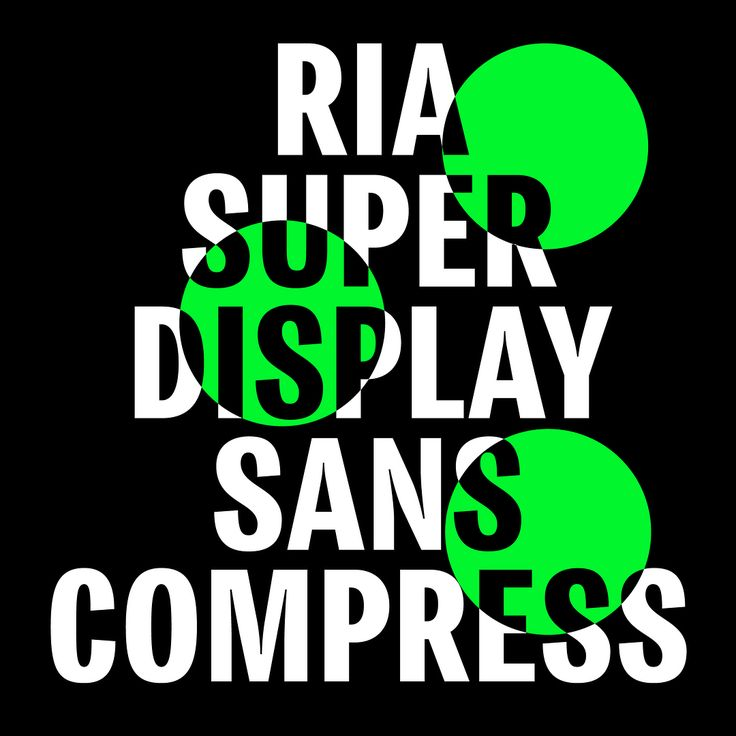 RIA Typeface Super Display Sans Compress by #cstmfonts #riatypeface #typo #type #typographyinspired #typography #typeinspire #font #fonts #typedesign #design #graphicdesign #graphic #news #cyrillic #шрифт #кириллица #typetoday
