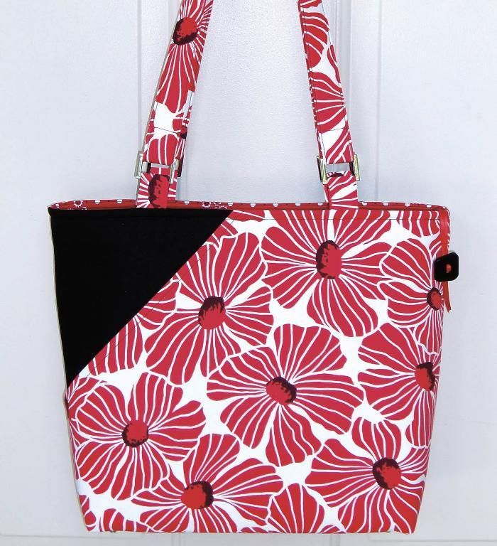 Looking for your next project? You're going to love Candice Bag by designer Joan Hawley.