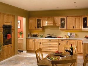 Kitchens4u.ie - Stockholm Ivory Kitchens. Fitted Kitchens at perfect prices.