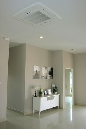 Servicing Your Ceiling Aircon