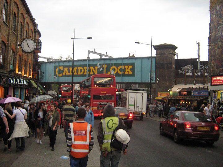 Camden, London