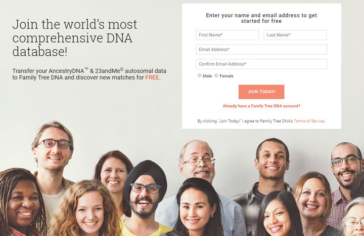 Family Tree DNA, the longest running DNA testing company for family history, has made an exciting change.They will now allow no-costuploads of DNA to the