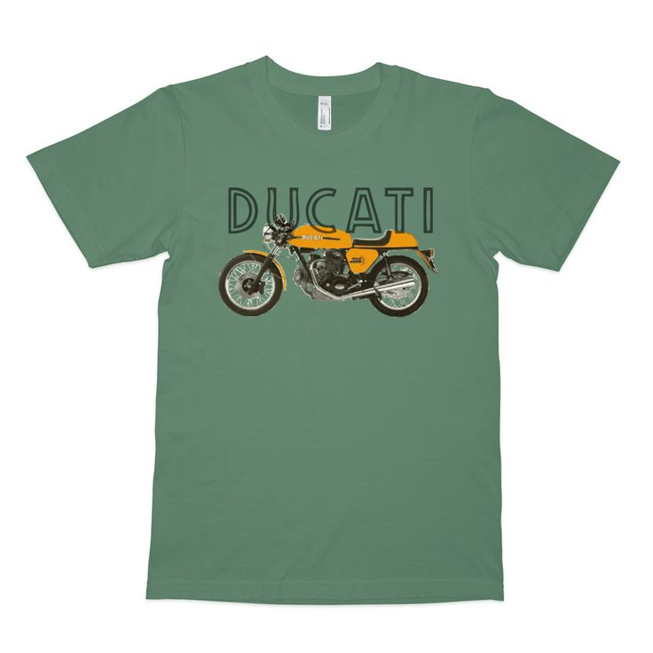 Ducati 750 Sport T Shirt   Vox Throttle