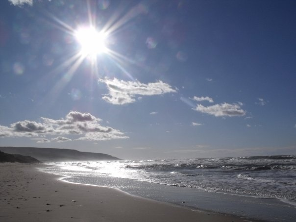Inverness Beach, Cape Breton, Nova Scotia