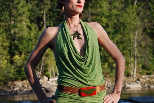 model Dee Lovin Lightening