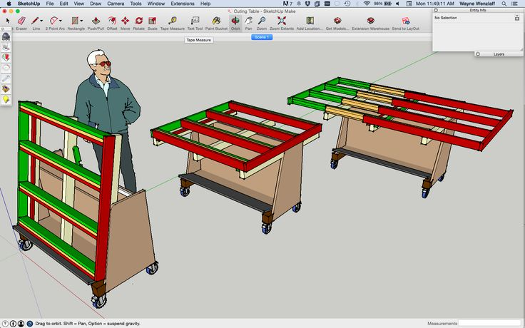 Wow Cool Concept For Plywood Cutting Table Workbench