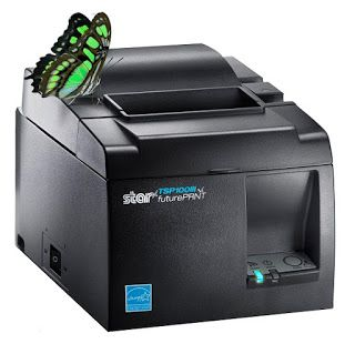 Star Micronics TSP143III LAN Receipt Printer - Cash Register Warehouse