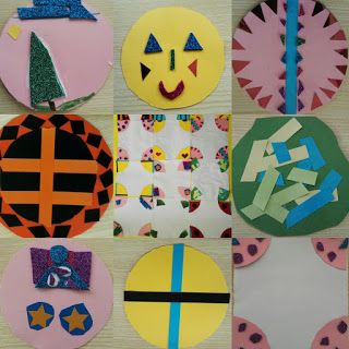 Colors of Life: Group Mosaic Craft for Children