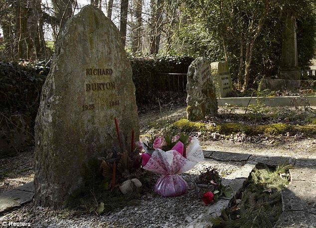 Richard Burtons Grave!!! Celigny, Switzerland | Been there ...