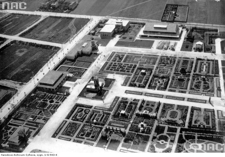 Park Kasprowicza / PeWuKa 1929 c.d. | Poznań, Moje Miasto