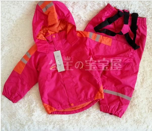 (58.00$)  Watch more here - http://aieom.worlditems.win/all/product.php?id=1283652347 - hot sale free shipping   2014 autumn and winter fashion girls high-quality ski wear suit children clothing sets