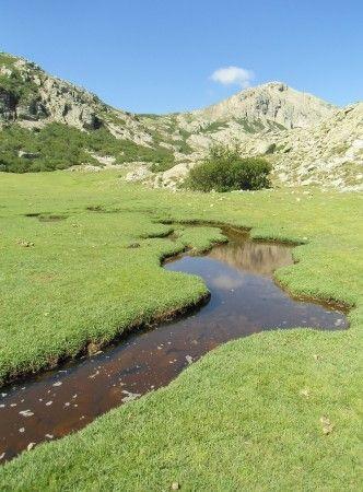 Lac de nino en corse http://sixthematique.fr/randonnee-au-lac-de-nino/