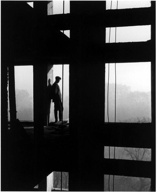 Lucien Hervé  L'unité d'habitation Le Corbusier, Marseille, 1949