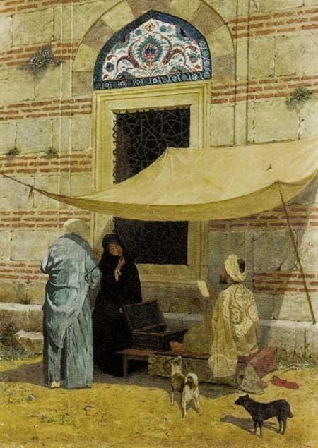 Arzuhalci - Osman Hamdi Bey