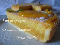 Torta al Limone - Ricettedi.it
