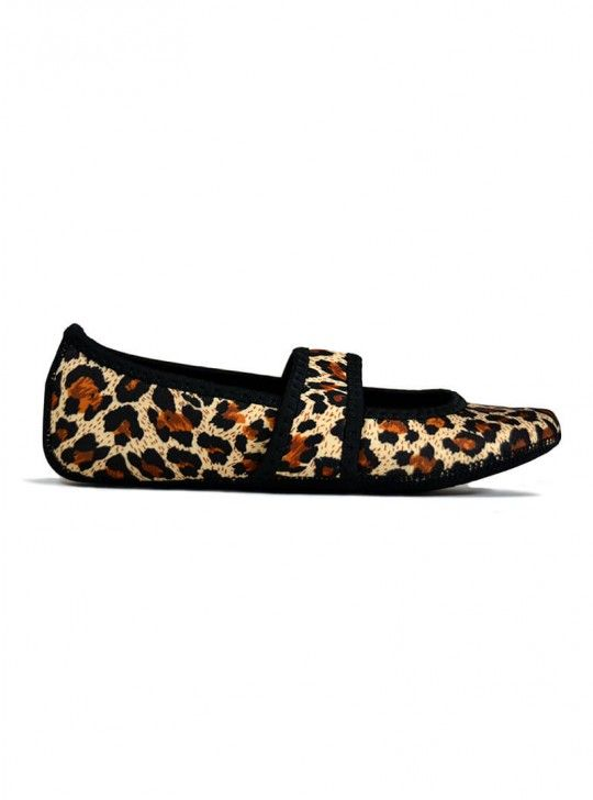 Wear the Nufoot Ballet Flats  with a cute pair of leggings or a mini dress. Shop…