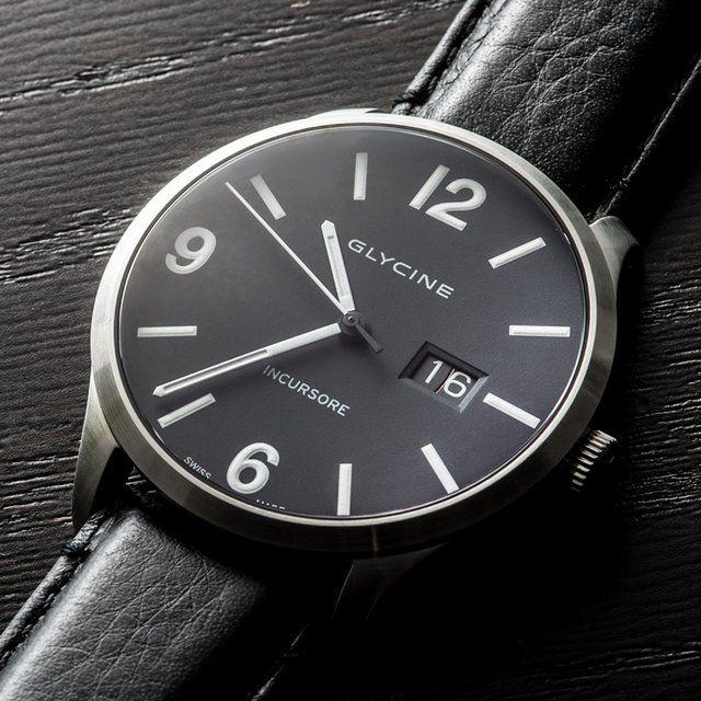 Glycine Incursore Big Date Automatic Watch