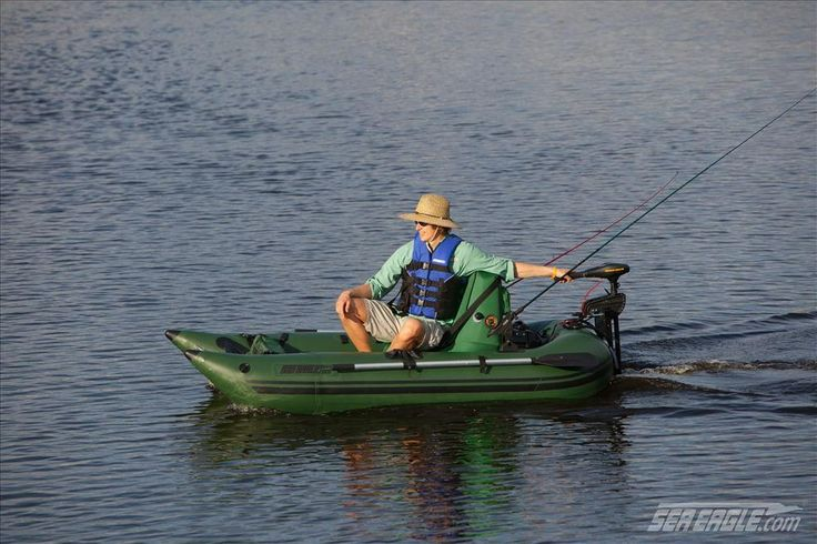 19 best inflatable fishing boats images on pinterest for Inflatable pontoon boat fishing