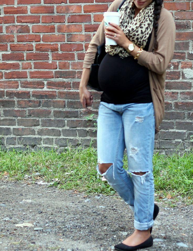 Maternity Street Style//