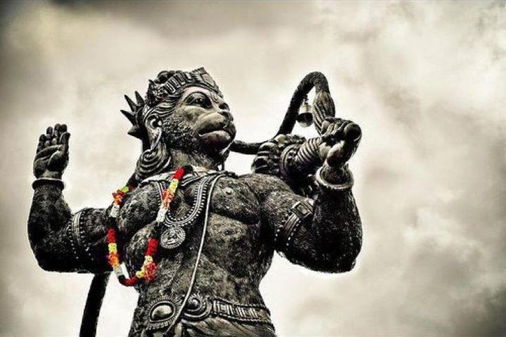Lord Hanuman Angry HD Wallpaper | HD Wallpaper World | Pinterest