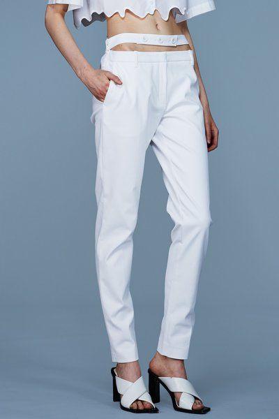 Spodnie z podwójnym paskiem - Kenzo, ok. 2000zł http://www.openingceremony.us/products.asp?menuid=2&designerid=1335&productid=107721