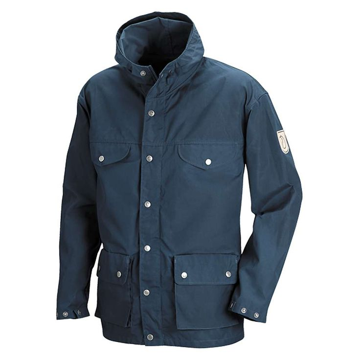 Fjallraven Men's Greenland Jacket - at Moosejaw.com