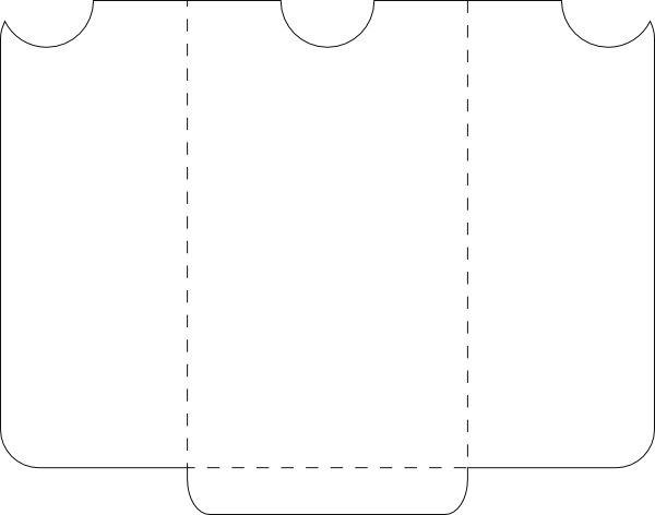 church envelope template - Josemulinohouse