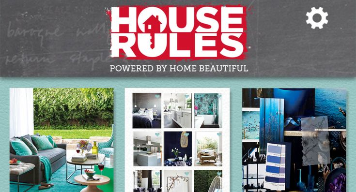 House Rules App – powered by Home Beautiful