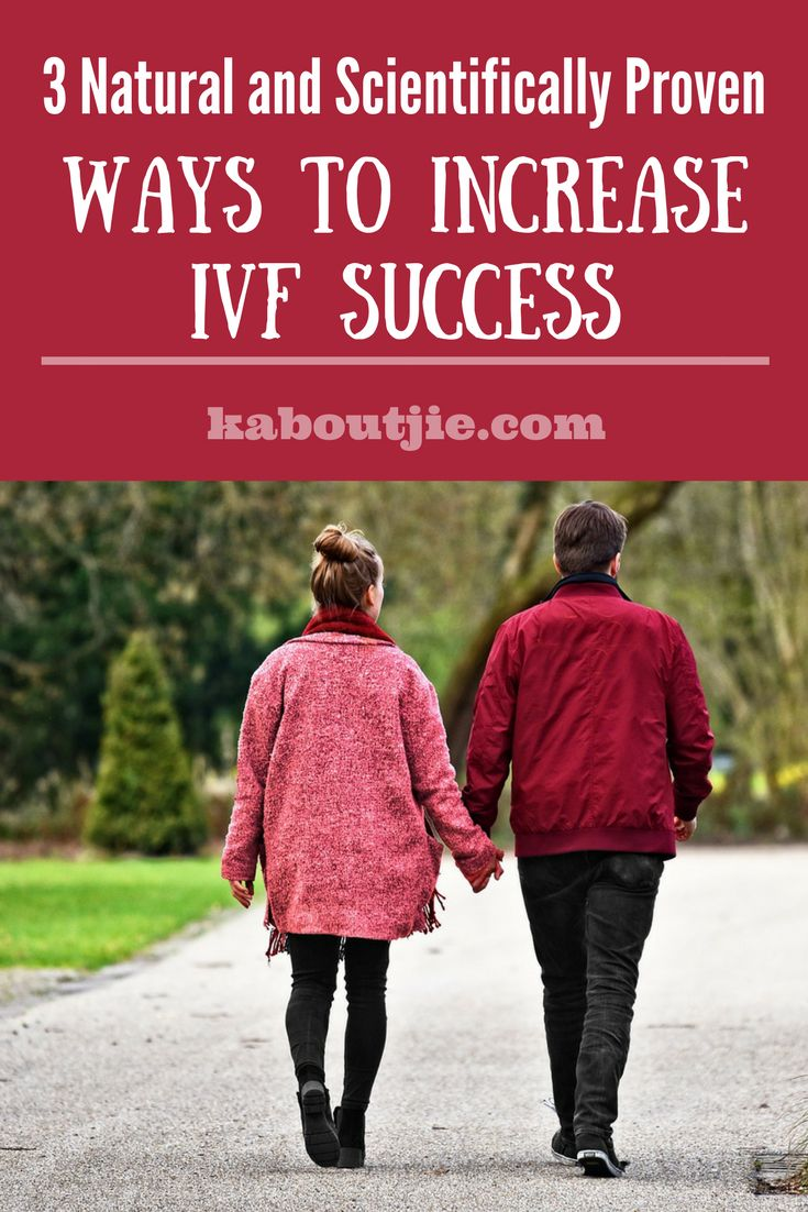 3 Natural and Scientifically Proven Ways To Increase IVF Success     If you are struggling to fall pregnant and choose to go for IVF treatment there are natural ways to increase your chances of success along with your treatment. Here are 3 natural and scientifically proven ways to increase IVF success.    #fertility #ivf #ivftreatment #conception #pregnancy