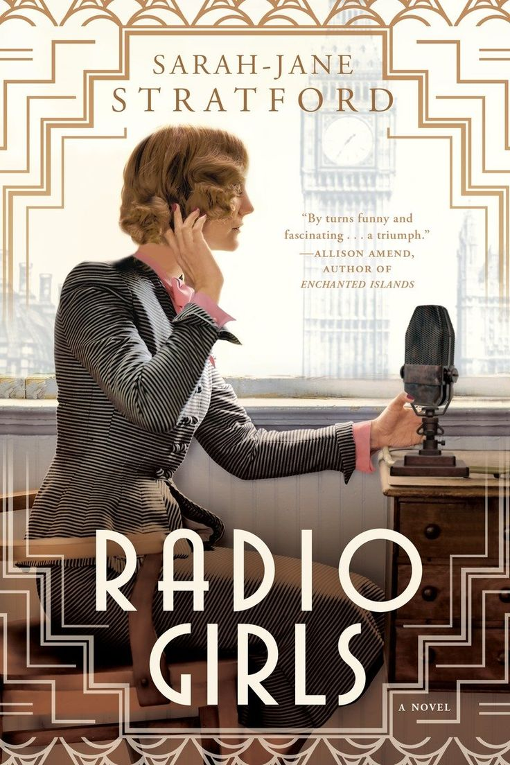 Go back in time to 1920s London in Sarah-Jane Stratford's Radio Girls.