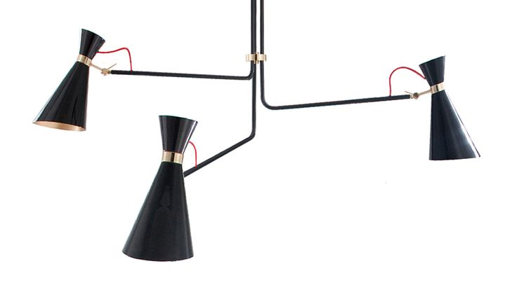 Simone adjustable vintage floor lamp by @delightfulll http://bit.ly/1lKbIbW