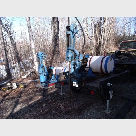 Boyles Bros diamond drill supplier worldwide | Used Boyles Bros X-ray drill for sale - Savona Equipment