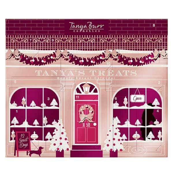 Tanya Burr Beauty Advent Calendar 2017