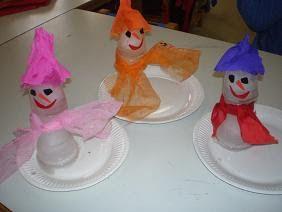 παιχνιδοκαμώματα στου νηπ/γειου τα δρώμενα: ο χιονάνθρωπος που δεν ήθελε να λιώσει........