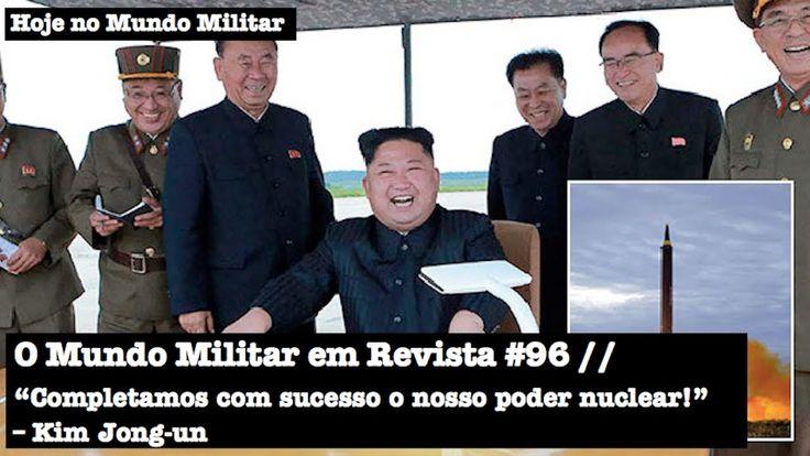 """O Mundo Militar em Revista #96 - """"Completamos com sucesso o nosso poder ..."""