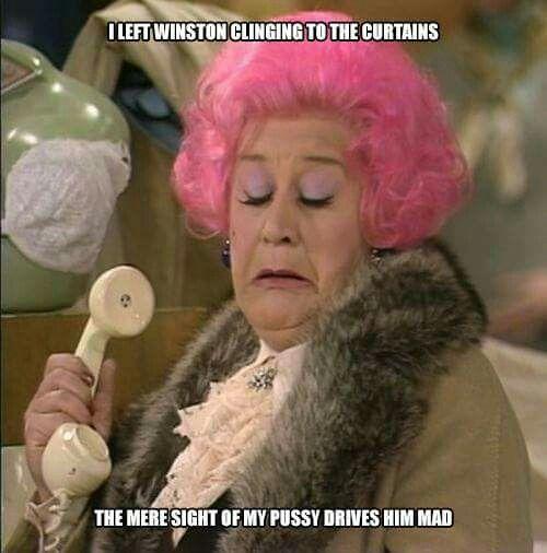 Mrs Pussy 57