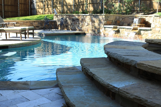 Luxury Swimming Pool Design Highland Village Texas By One
