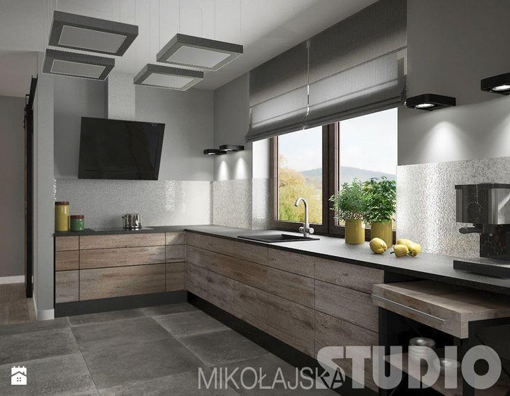 Kuchnia - zdjęcie od MIKOŁAJSKAstudio