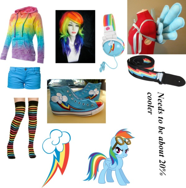 25 Best Ideas About Rainbow Dash Costume On Pinterest Rainbow Dash Party My Little Pony