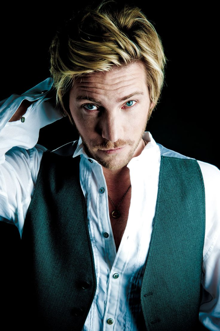 Troy Baker, he voices Joel from The Last of Us and many characters from much of the anime I watch :)