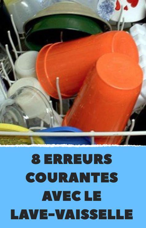 8 erreurs courantes avec le lave vaisselle cuisine. Black Bedroom Furniture Sets. Home Design Ideas