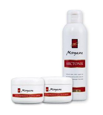 Morgana Bőrápoló csomagHidratáló hatású bőrápoló csomag most 15% kedvezménnyel
