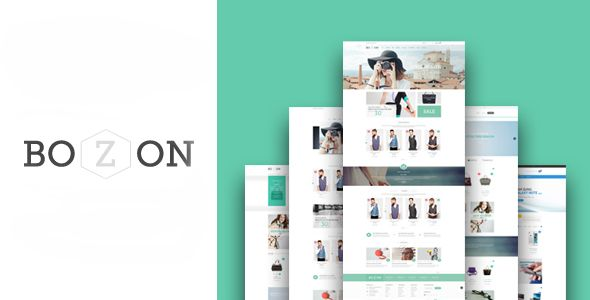 Bozon - eCommerce Fashion Template (Fashion) - http://wpskull.com/bozon-ecommerce-fashion-template-fashion/wordpress-offers