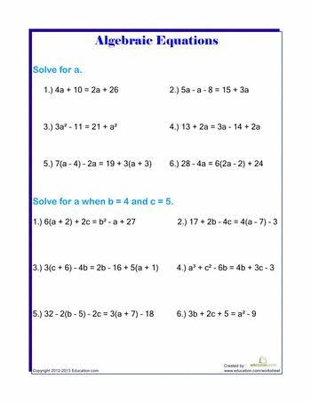 algebra functions math worksheets new math teacher resources including lessons activities. Black Bedroom Furniture Sets. Home Design Ideas
