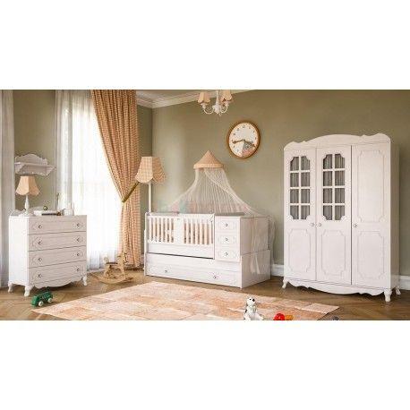 Babi Baby Mina Maxi Bebek Odası Takımı