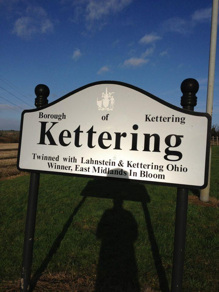 Where I live!