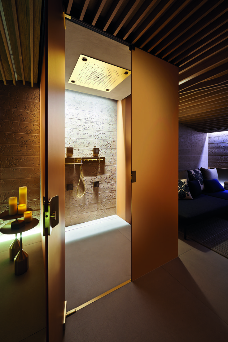 14 best cherished gold colour of the year 2016 images on for Bathroom of the year 2016