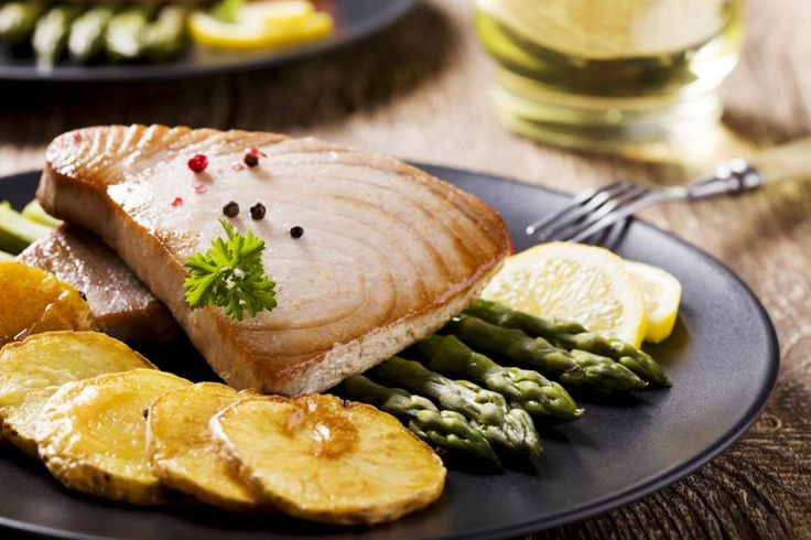 How to Cook Yellowtail Tuna Fish