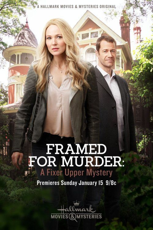 Watch Framed for Murder: A Fixer Upper Mystery 2017 Full Movie Online Free
