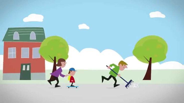 Låt Gå! – en funderingsfilm för dig som skjutsar barn till skolan